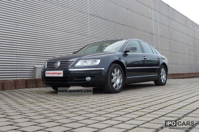 volkswagen phaeton 5 0 2004 technical specifications. Black Bedroom Furniture Sets. Home Design Ideas