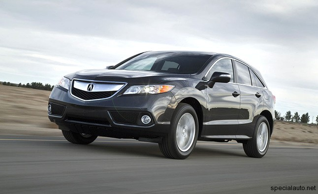 Acura RDX 3.5 2013 photo - 1