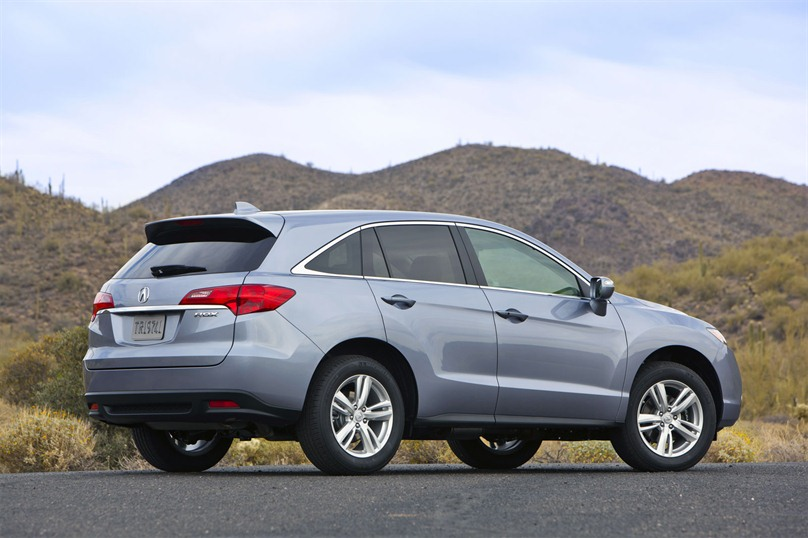 Acura RDX 3.5 2013 photo - 3