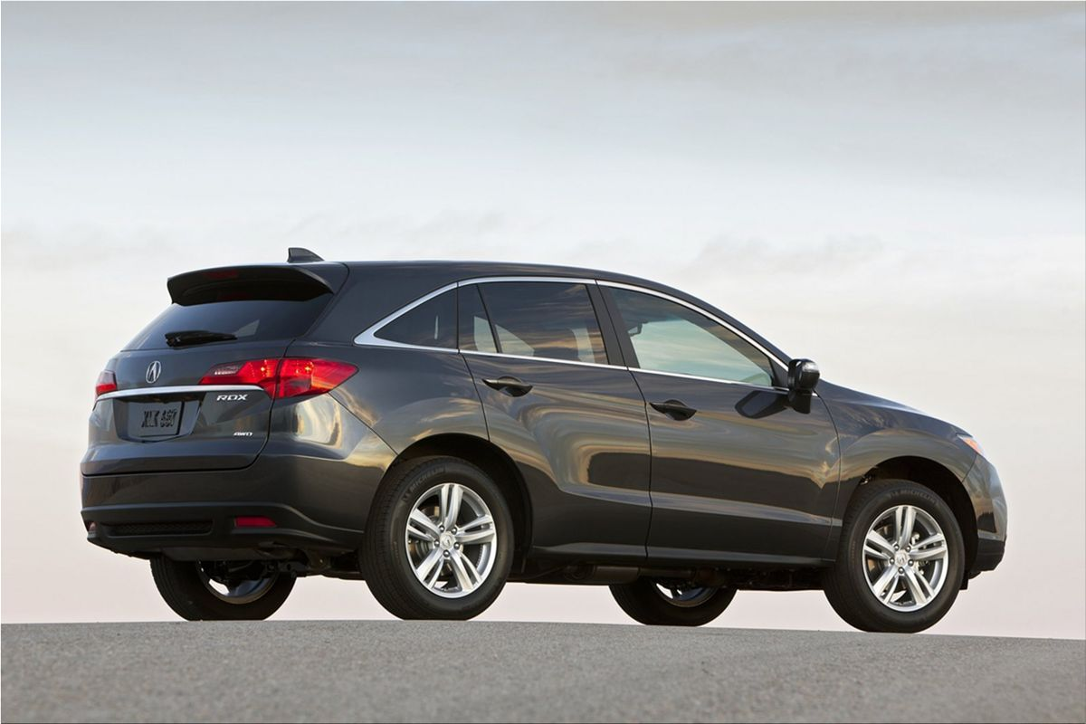 Acura RDX 3.5 2013 photo - 4