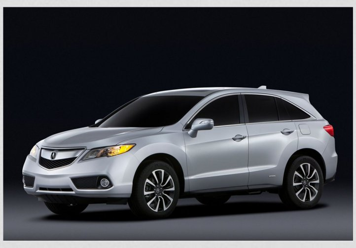 Acura RDX 3.5 2013 photo - 9