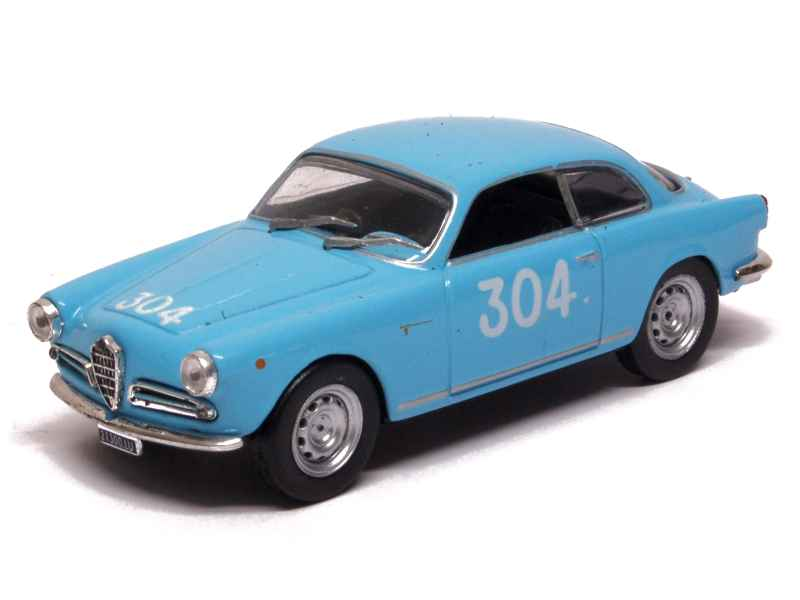 Alfa Romeo Giulietta 1.3 1955 photo - 12