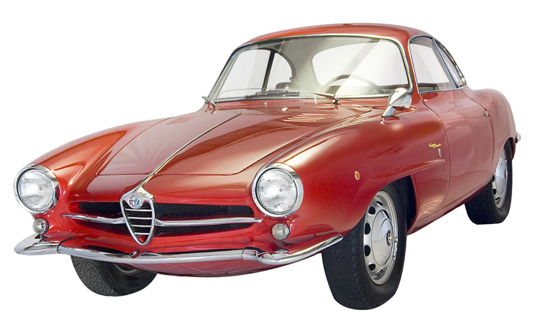 Alfa Romeo Giulietta 1.3 1955 photo - 4