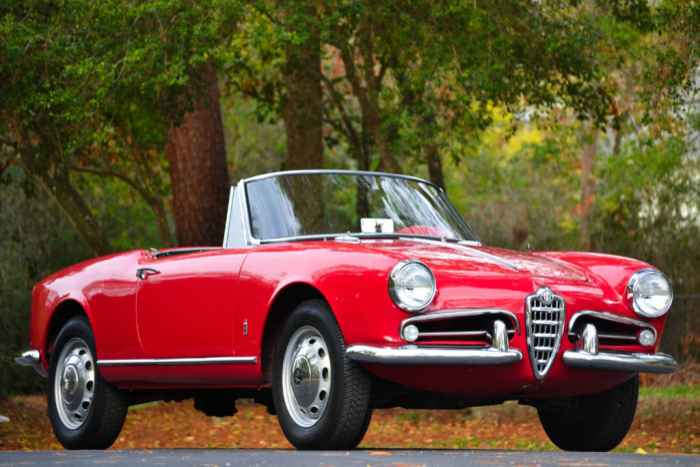 Alfa Romeo Giulietta 1.3 1962 photo - 1