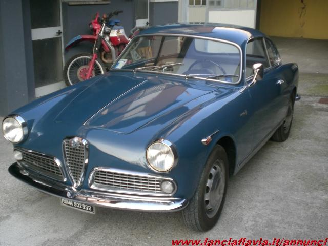 Alfa Romeo Giulietta 1.3 1962 photo - 5