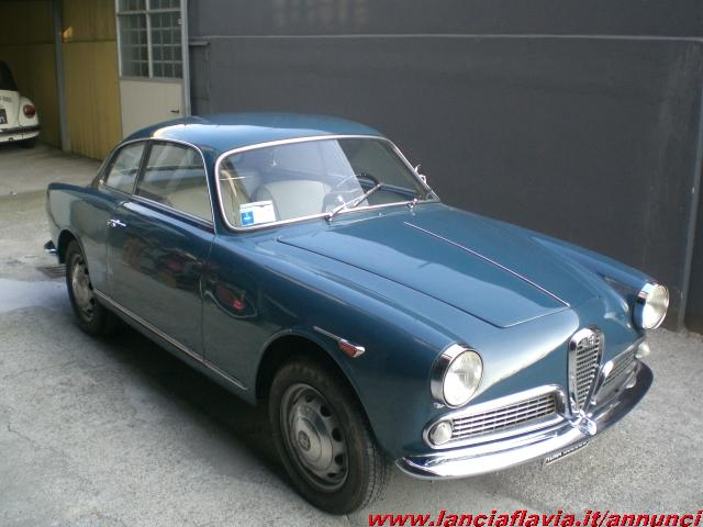 Alfa Romeo Giulietta 1.3 1962 photo - 8