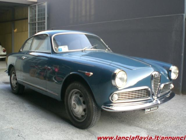 Alfa Romeo Giulietta 1.3 1962 photo - 9