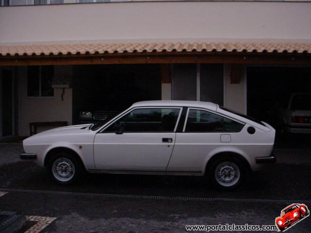Alfa Romeo Giulietta 1.3 1982 photo - 3