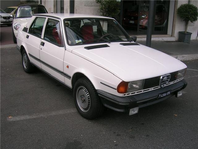 Alfa Romeo Giulietta 1.3 1982 photo - 9