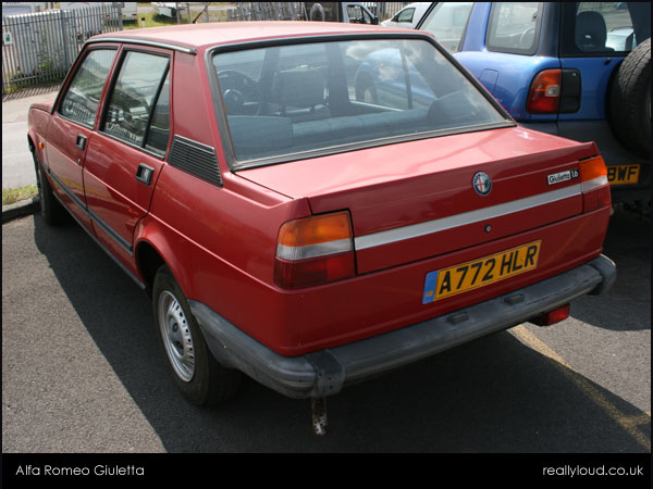 Alfa Romeo Giulietta 1.3 2000 photo - 6