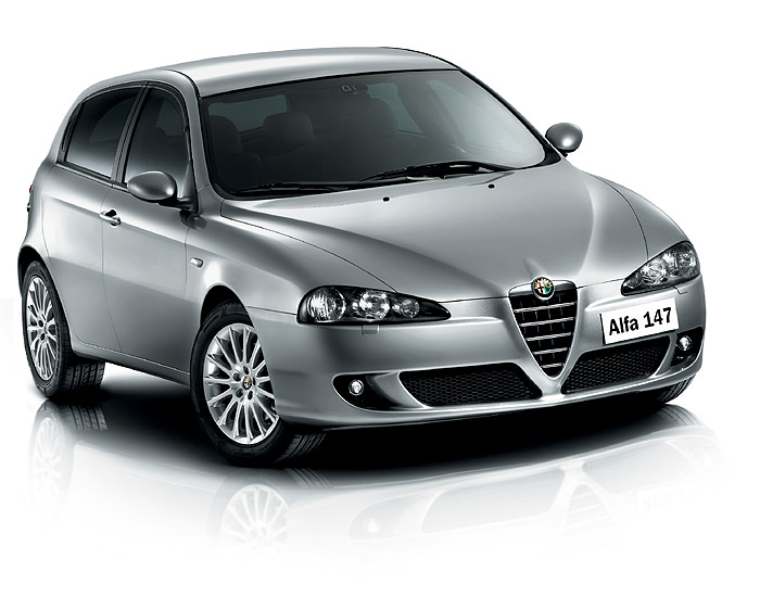 Alfa Romeo Giulietta 1.3 2005 photo - 8