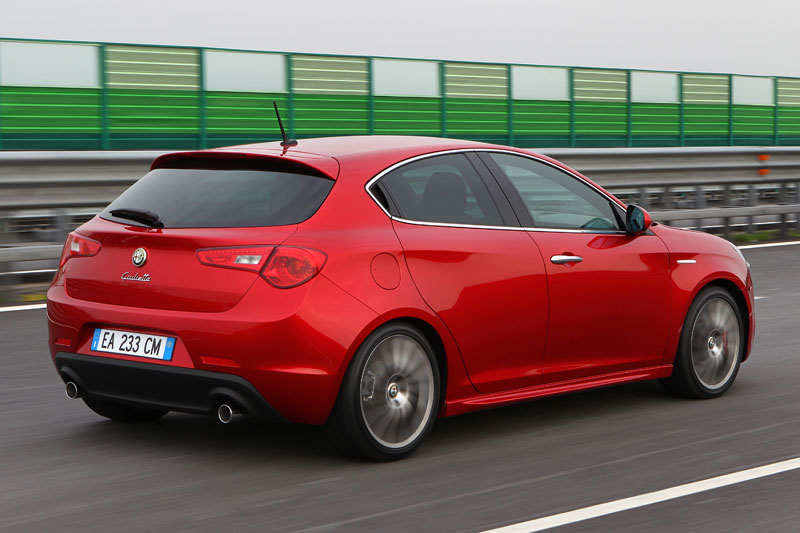 Alfa Romeo Giulietta 1.4 2011 photo - 7