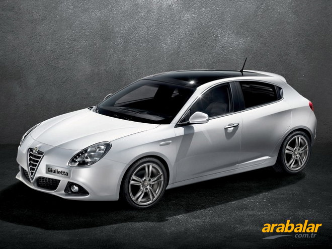 Alfa Romeo Giulietta 1.4 2014 photo - 1