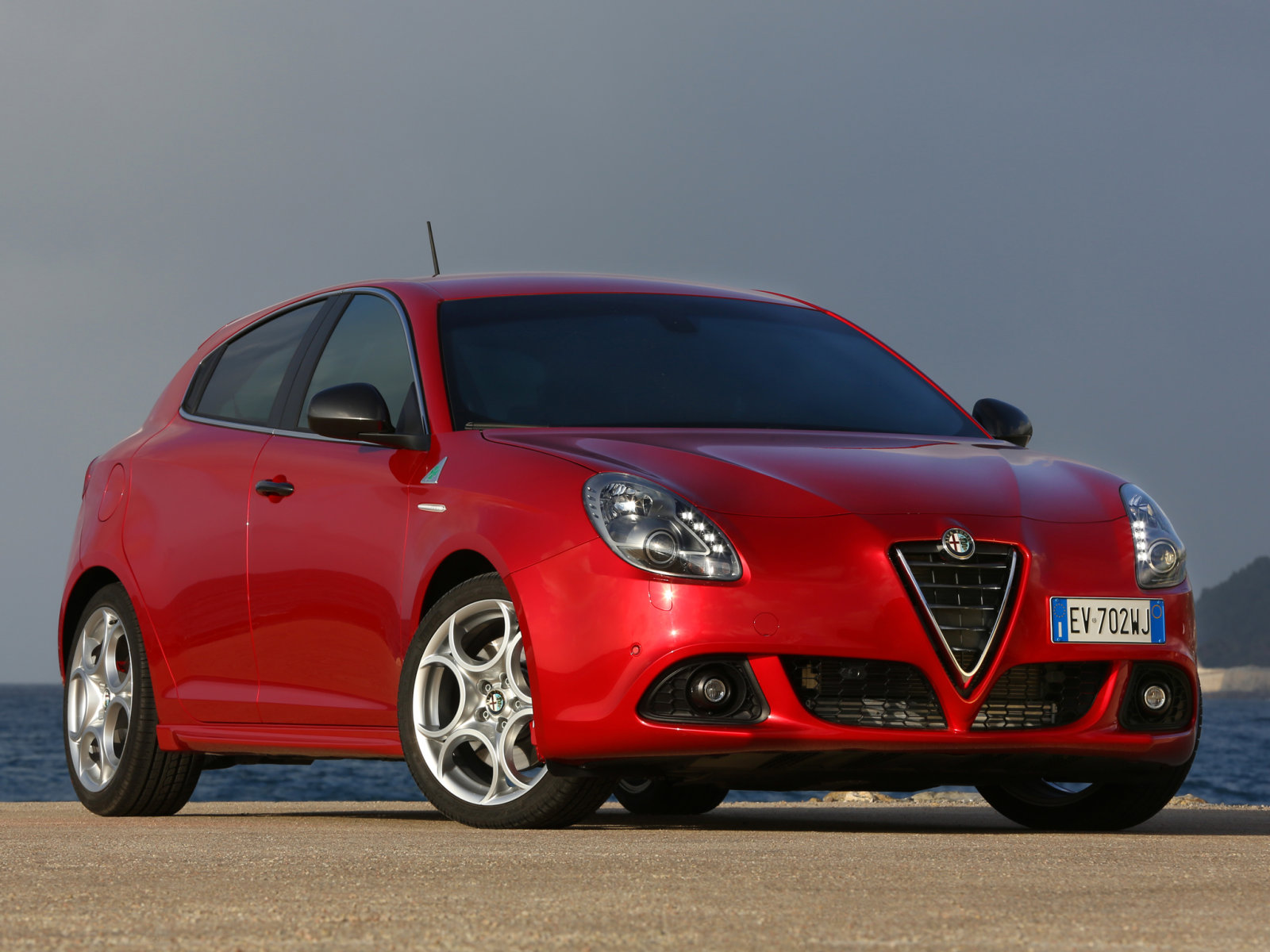 Alfa Romeo Giulietta 1.4 2014 photo - 10