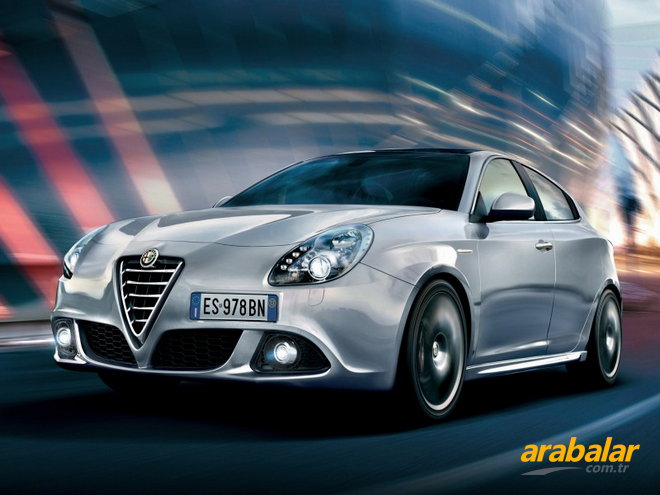 Alfa Romeo Giulietta 1.4 2014 photo - 2