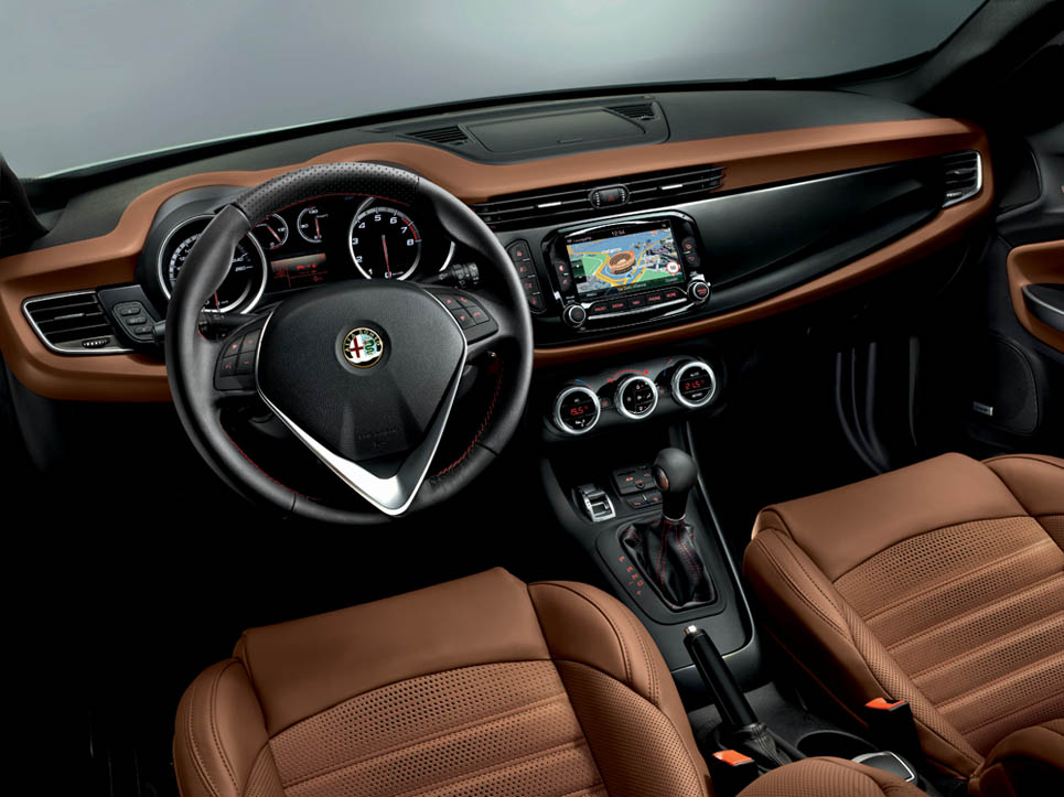 Alfa Romeo Giulietta 1.4 2014 photo - 7
