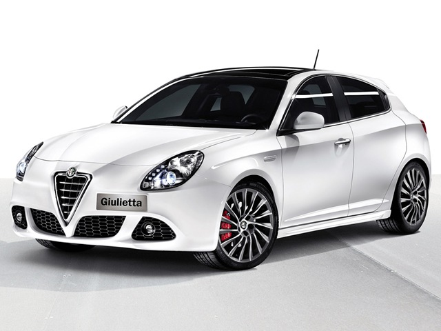 Alfa Romeo Giulietta 1.4 2014 photo - 8