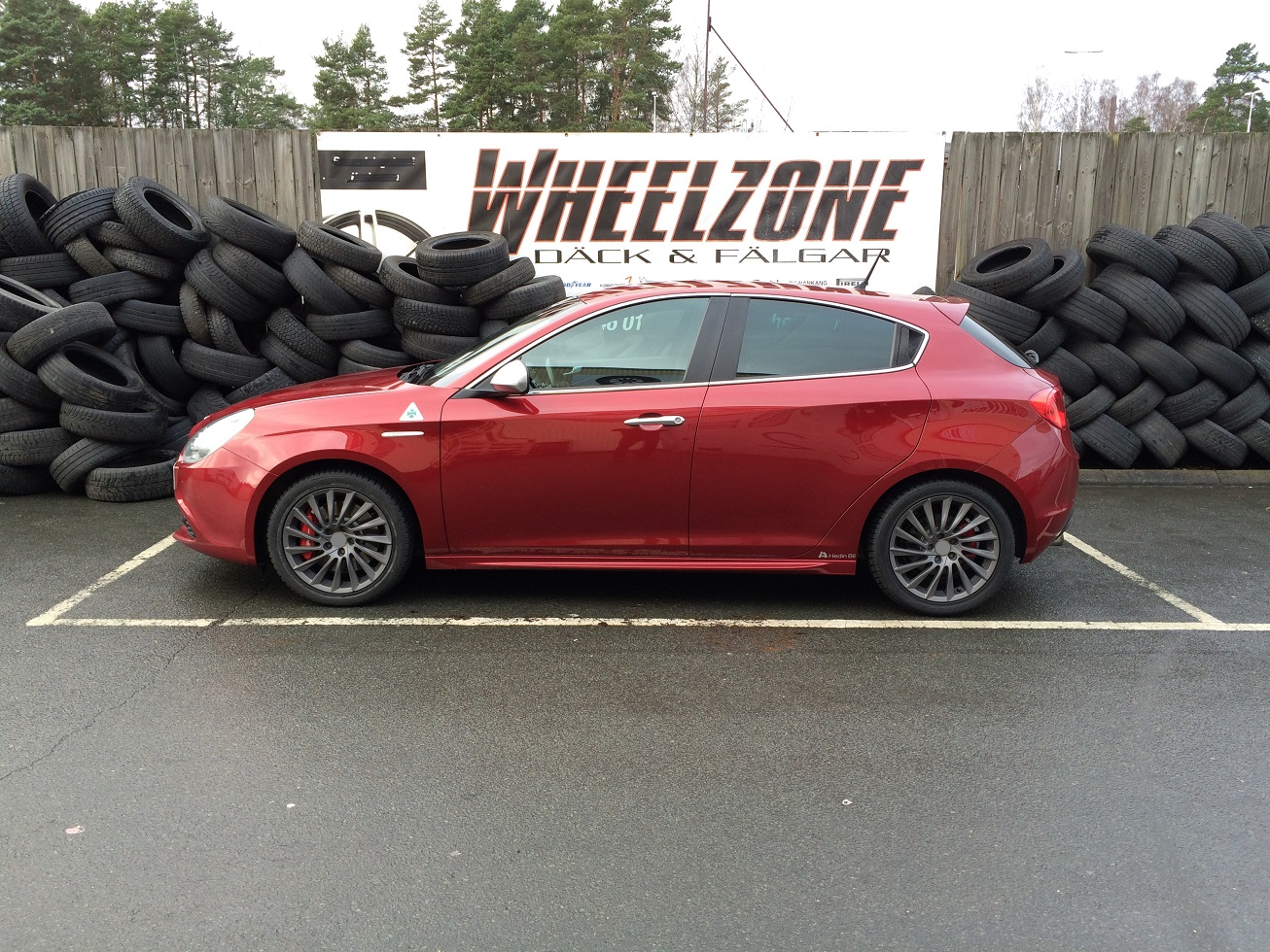 Alfa Romeo Giulietta 1.8 2008 photo - 10