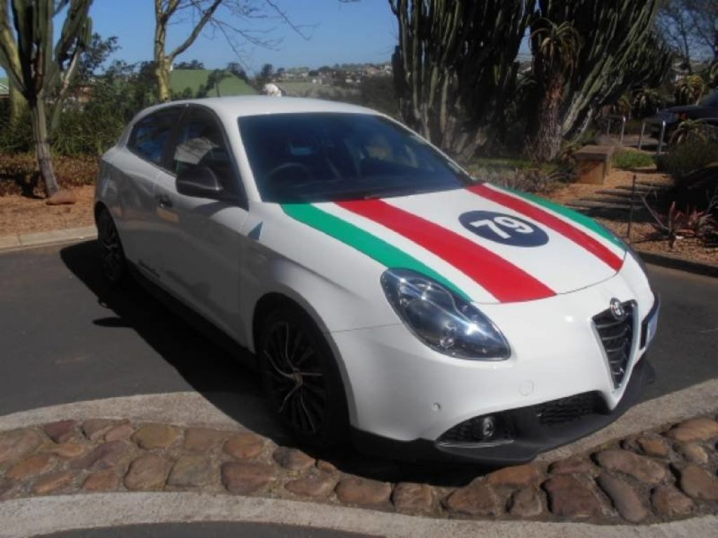Alfa Romeo Giulietta 1.8 2008 photo - 5