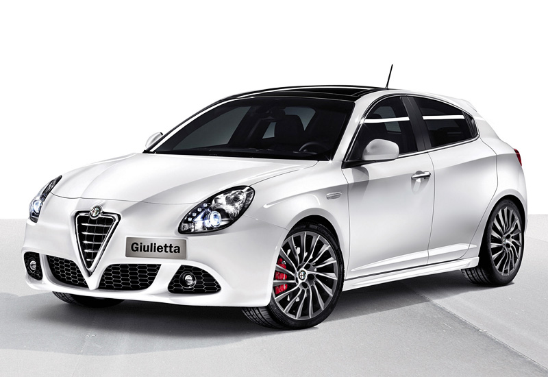 Alfa Romeo Giulietta 1.8 2010 photo - 11