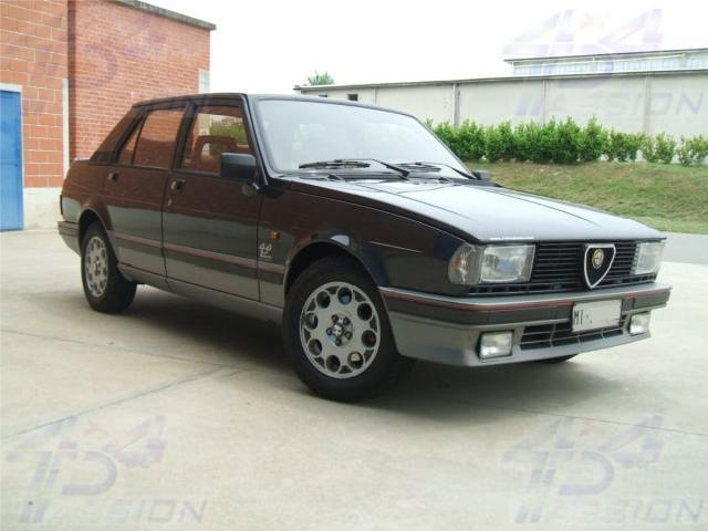 Alfa Romeo Giulietta 2.0 1984 photo - 5