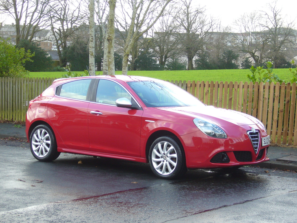 Alfa Romeo Giulietta 2.0 2006 photo - 10