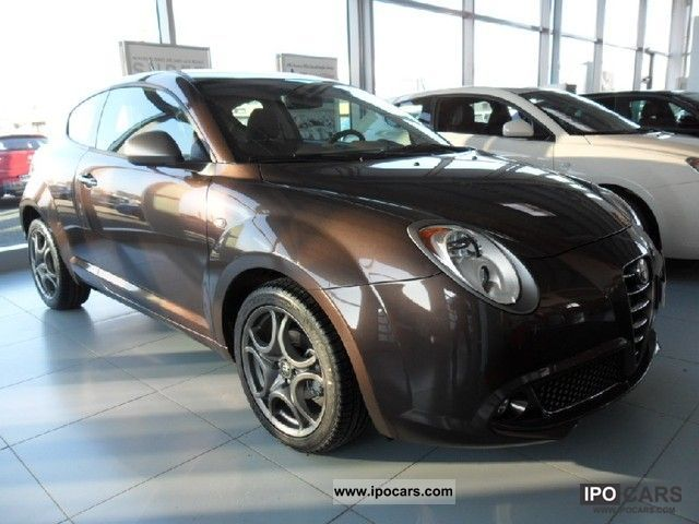 Alfa Romeo MiTo 1.4 2012 photo - 11