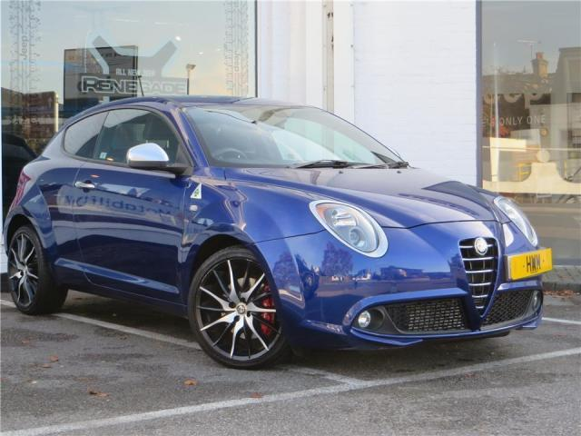 Alfa Romeo MiTo 1.4 2012 photo - 12