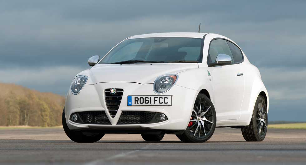 Alfa Romeo MiTo 1.4 2012 photo - 7