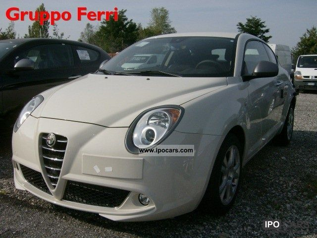 Alfa Romeo MiTo 1.4 2012 photo - 8
