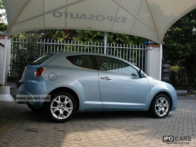 Alfa Romeo MiTo 1.6 2009 photo - 10