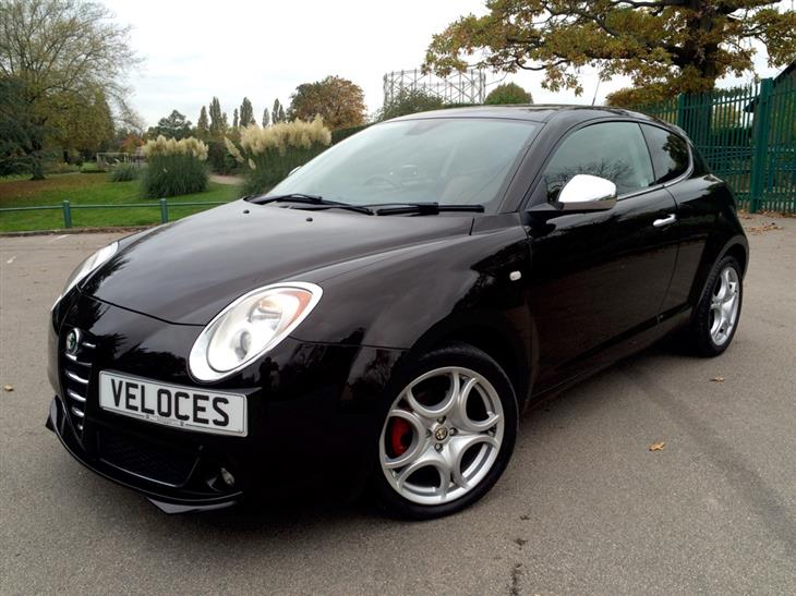 Alfa Romeo MiTo 1.6 2009 photo - 3