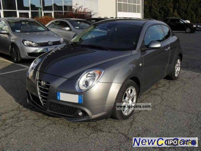 Alfa Romeo MiTo 1.6 2009 photo - 4