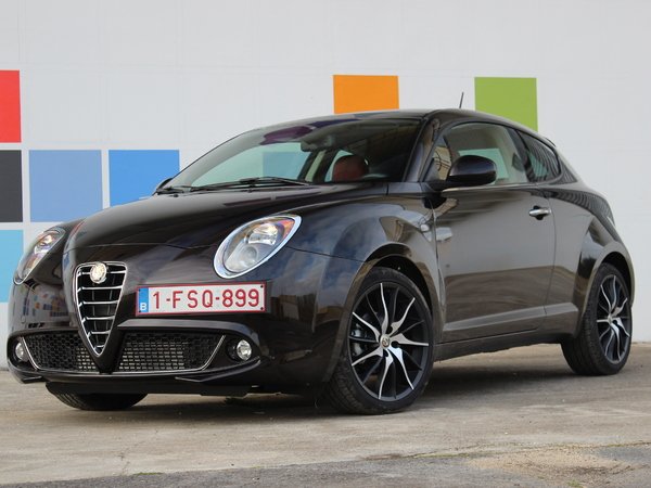 Alfa Romeo MiTo 1.6 2009 photo - 5