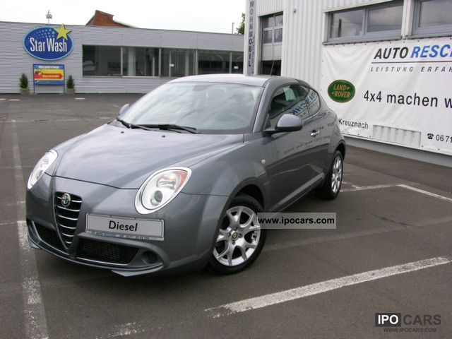 Alfa Romeo MiTo 1.6 2009 photo - 7
