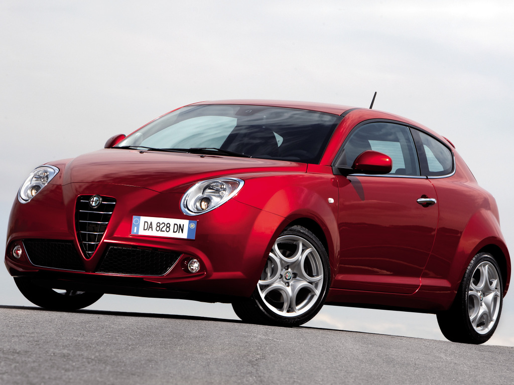 Alfa Romeo MiTo 1.6 2009 photo - 8