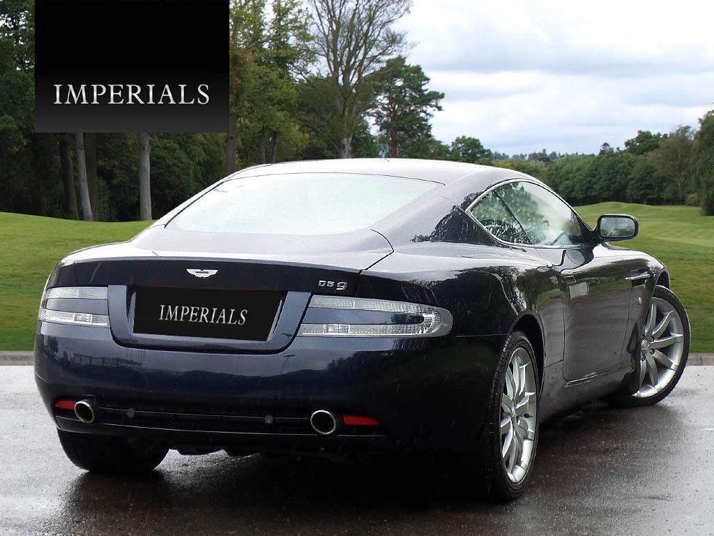 Aston Martin DB9 5.9 2007 photo - 3