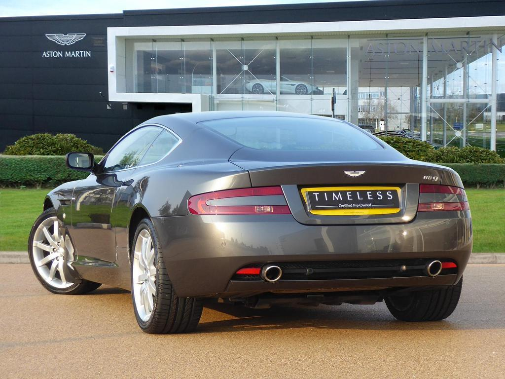 Aston Martin DB9 5.9 2007 photo - 4
