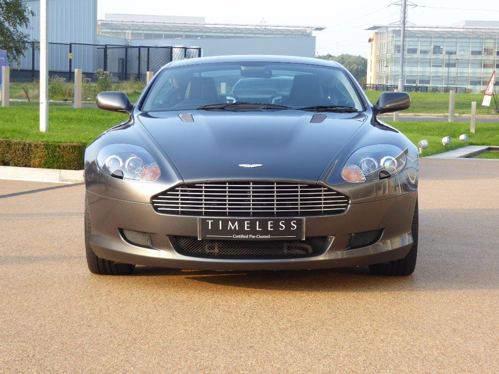 Aston Martin DB9 5.9 2007 photo - 6