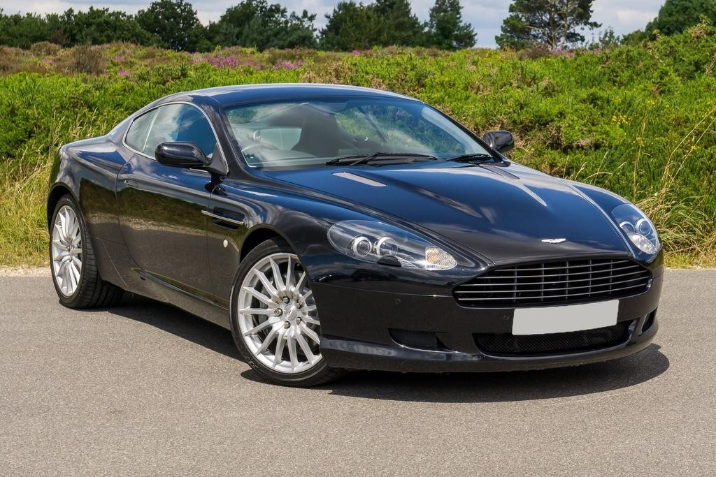 Aston Martin DB9 5.9 2008 photo - 2