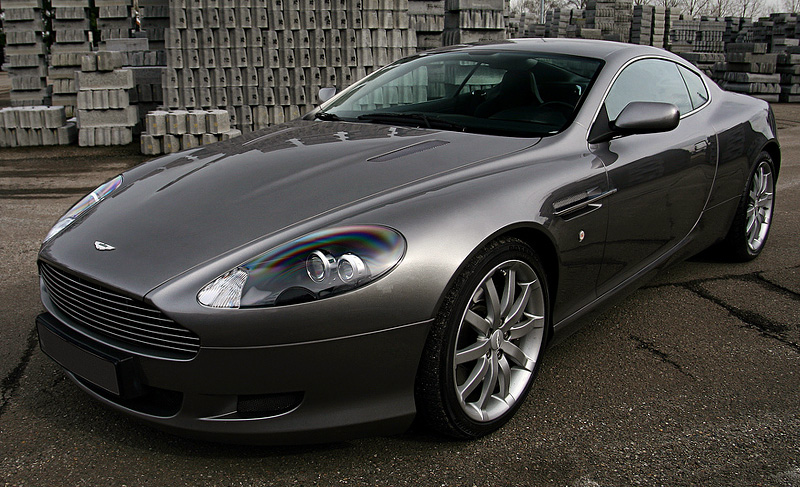 Aston Martin DB9 5.9 2008 photo - 8