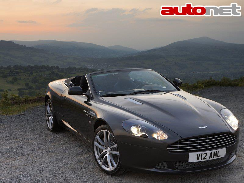 Aston Martin DB9 5.9 2010 photo - 10