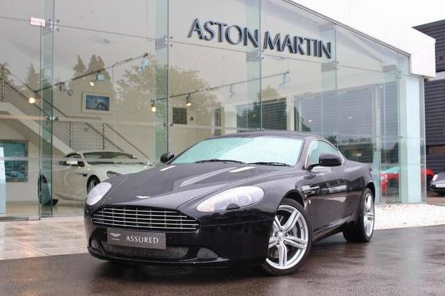 Aston Martin DB9 5.9 2011 photo - 3