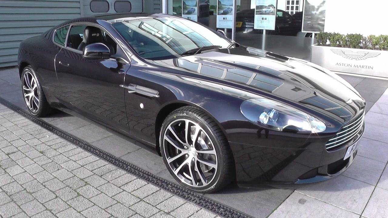 Aston Martin DB9 5.9 2011 photo - 5