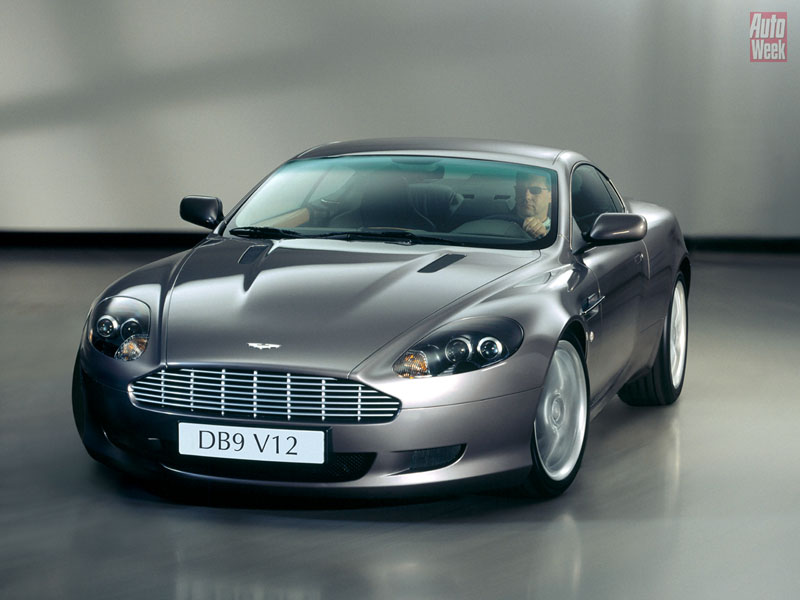 Aston Martin DB9 5.9 2011 photo - 6