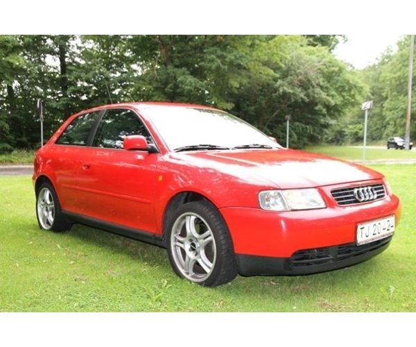 Audi A3 1.8 1994 Technical Specifications