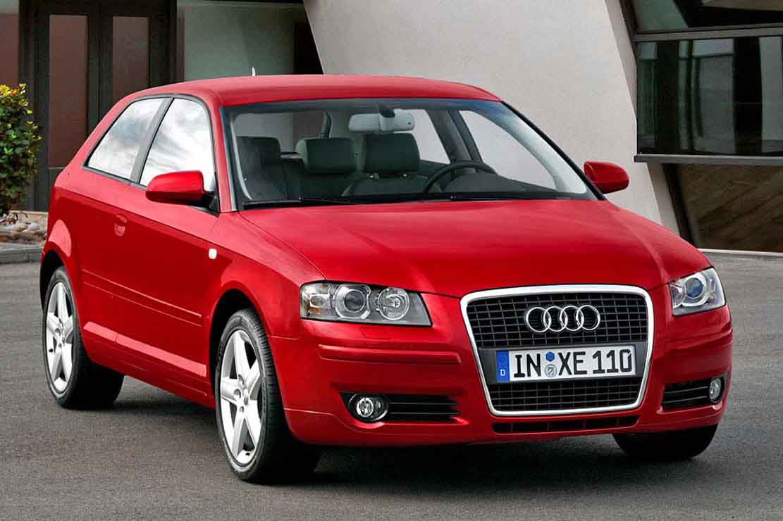 audi a3 1 8 2008 technical specifications interior and. Black Bedroom Furniture Sets. Home Design Ideas