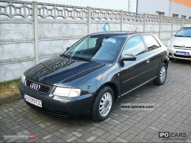 audi a3 1 9 1998 technical specifications interior and exterior photo. Black Bedroom Furniture Sets. Home Design Ideas