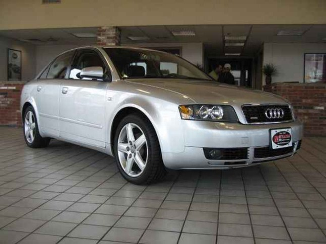 audi a4 1 8 2005 technical specifications interior and exterior photo. Black Bedroom Furniture Sets. Home Design Ideas