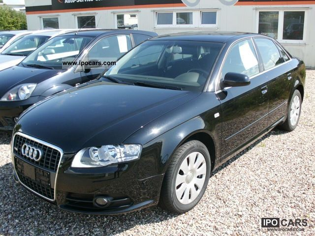 audi a4 1 8 2008 technical specifications interior and exterior photo. Black Bedroom Furniture Sets. Home Design Ideas